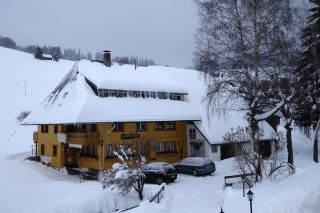 Haus am Bach.