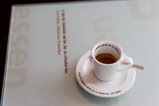 Museums-Café im Museum Ritter.