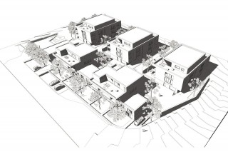 Neues Bahnhofs-Quartier Zell i.W..