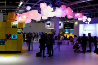 I AM PHOTOKINA Nikon Messestand.